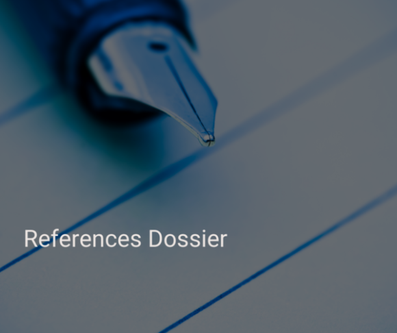 References Dossier